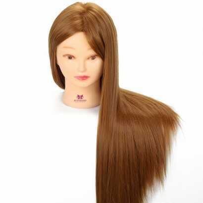 Cap Manechin Coafura - Par Blond Natural 70cm
