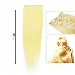 Extensii Deluxe Tape-On Par Natural Blond