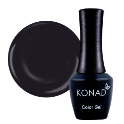 KONAD oja Semipermanenta 10ml Gel Nail - 03 Pure Black