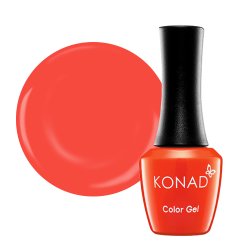 KONAD oja Semipermanenta 10ml Gel Nail - 12 Red Orange