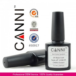 Base Coat CANNI  Soak Off LED si UV - 7.3ml