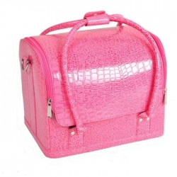 Geanta Make-Up Beauty Case - Pink