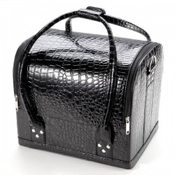 Geanta Make-Up Beauty Case - Black