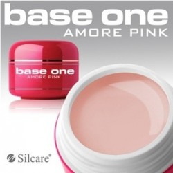 Gel Color Amore Pink Base One - 5ml