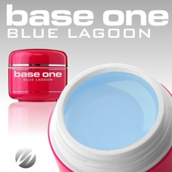 Gel Color Blue Lagoon Base One - 5ml