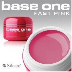 Gel Color Fast Pink Base One - 5ml
