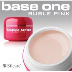 Gel Color Bubble Pink Base One - 5ml